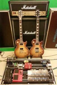 Gibson / Marshall Guitar Rig